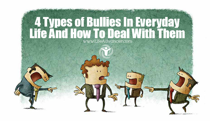 Types of Bullies