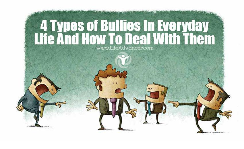 Types of Bullies