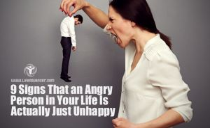 Angry Person in Your Life