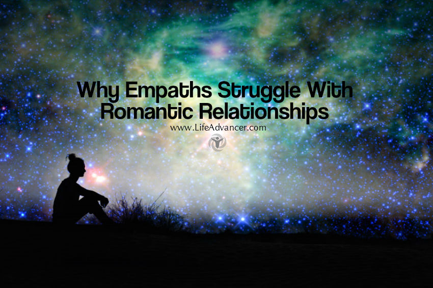 Being an empath in a relationship
