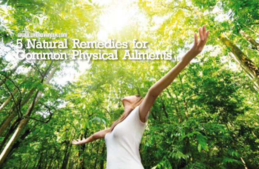 Natural Remedies for Common Physical Ailments
