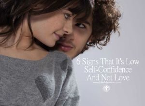 Low Self-Confidence