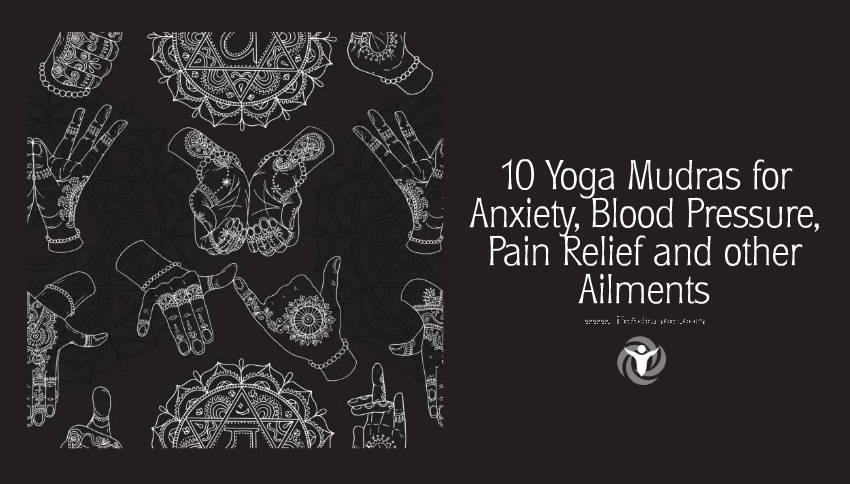 10 Yoga Mudras