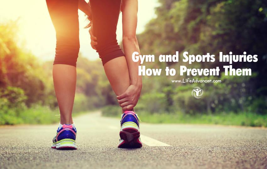 Gym Sports Injuries