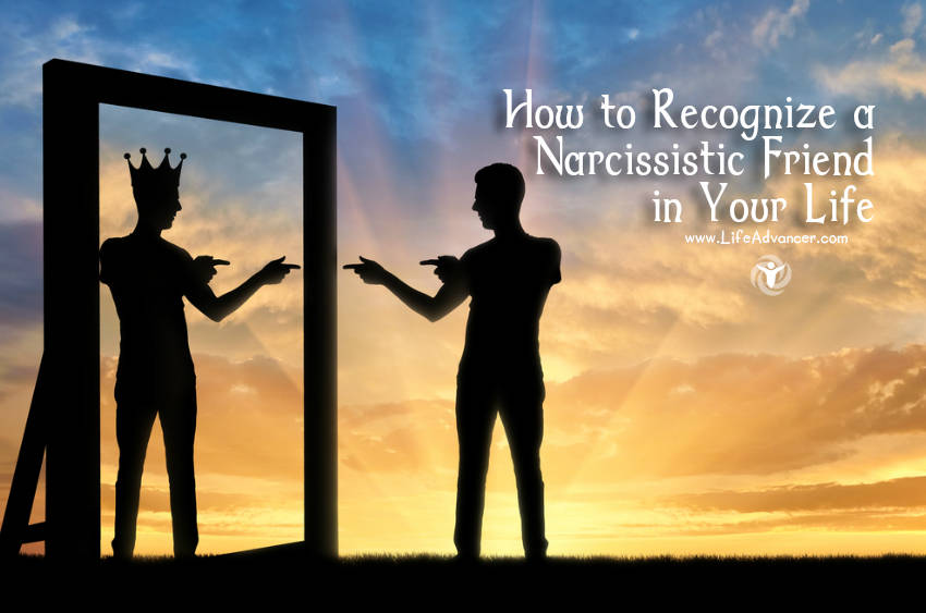 How to tell if your friend is a narcissist