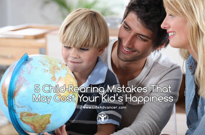 Child-Rearing Mistakes