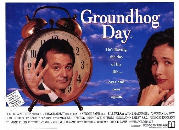 Best Comedy Movies - Groundhog day