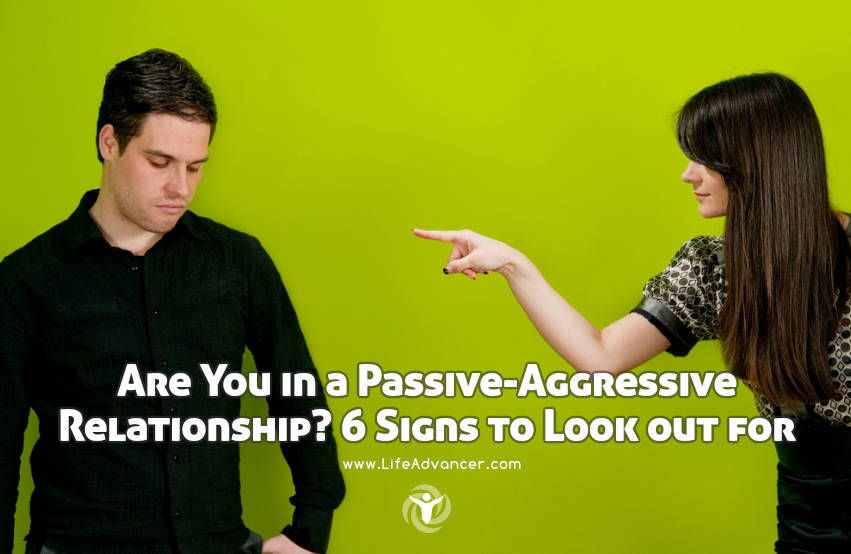 Recovering from a passive aggressive relationship