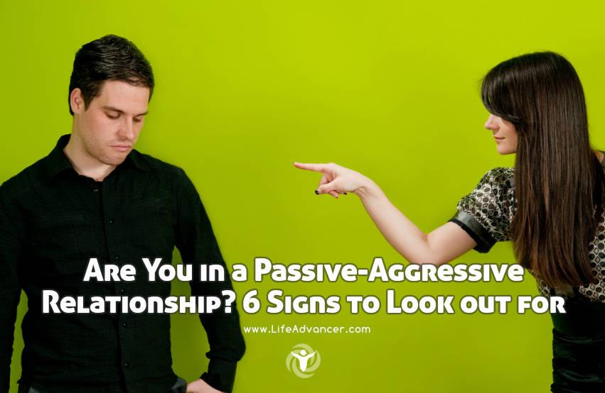 Passive-Aggressive Relationship