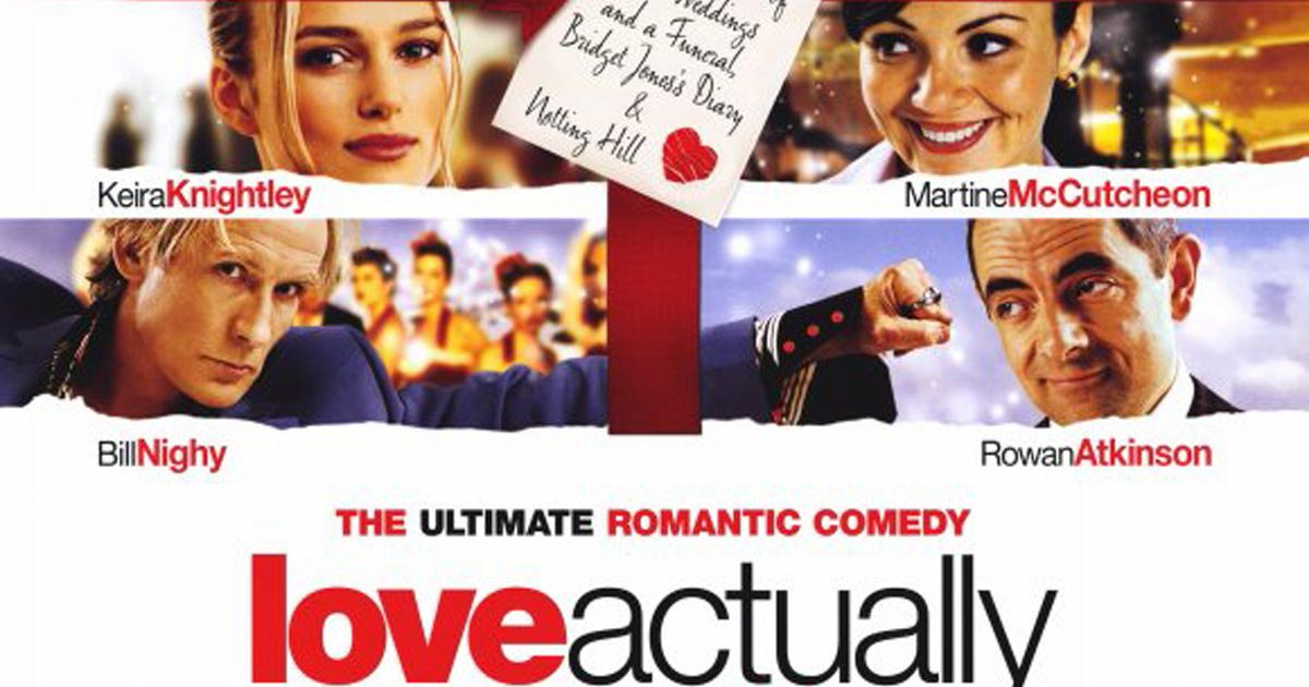 best christmas movies love actually - The Best Christmas Movies