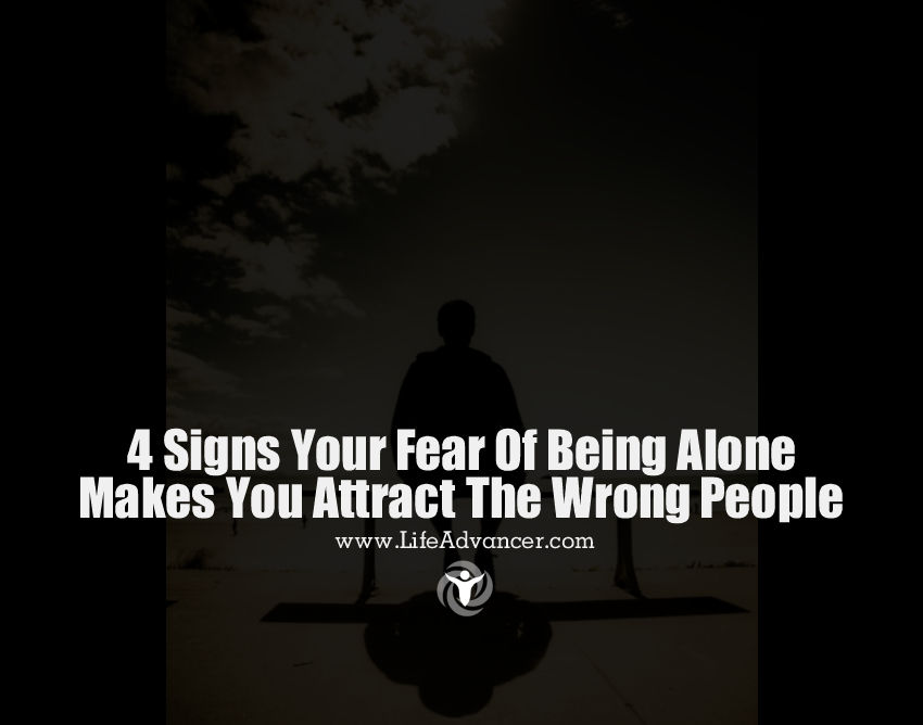 Is there a phobia of being alone