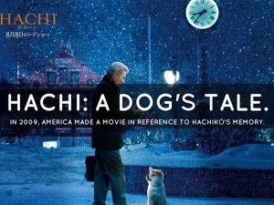 Hachi, a dog's tale (2009)