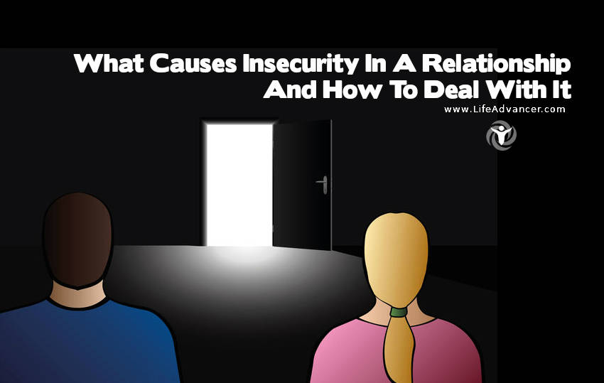 How do i overcome insecurity in my relationship