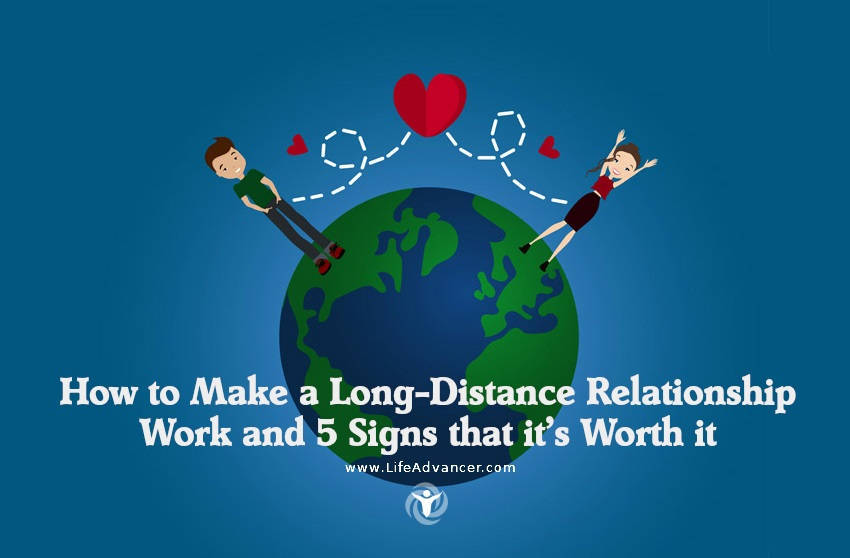 signs long distance relationship will work