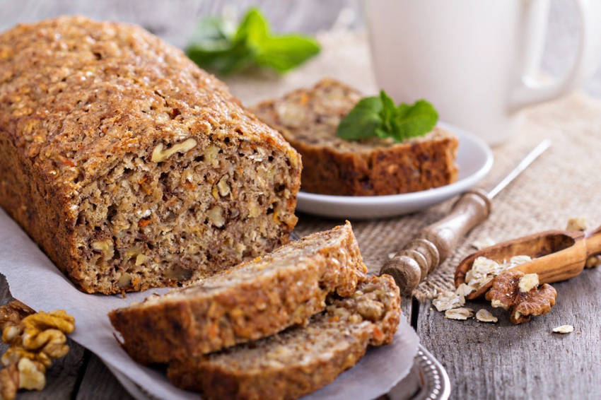 4. Fruit Bread