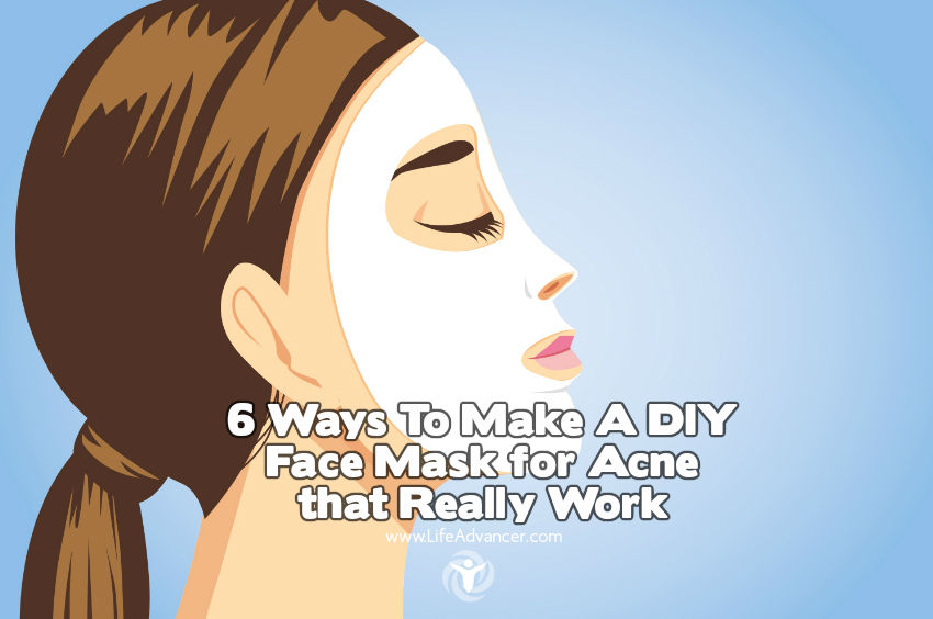 DIY Face Mask for Acne