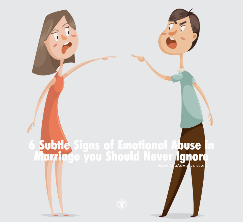 emotional abuse in marriage