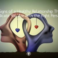 4 Signs of a Healthy Relationship That Show You Are with the Right Person