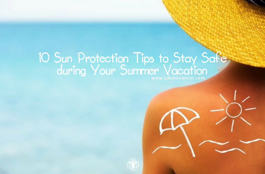 Sun Protection Tips -