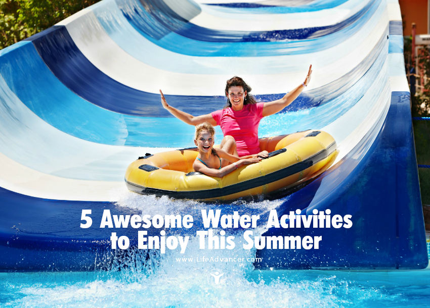 Water Activities Summer