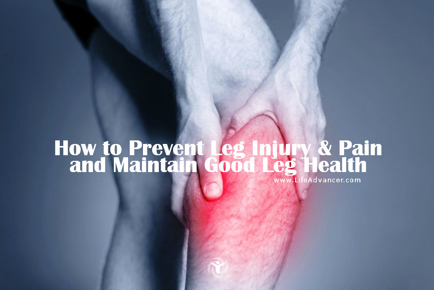 How to Prevent Leg Injury