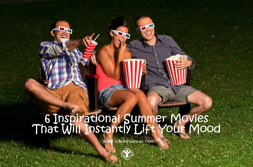 Inspirational Summer Movies