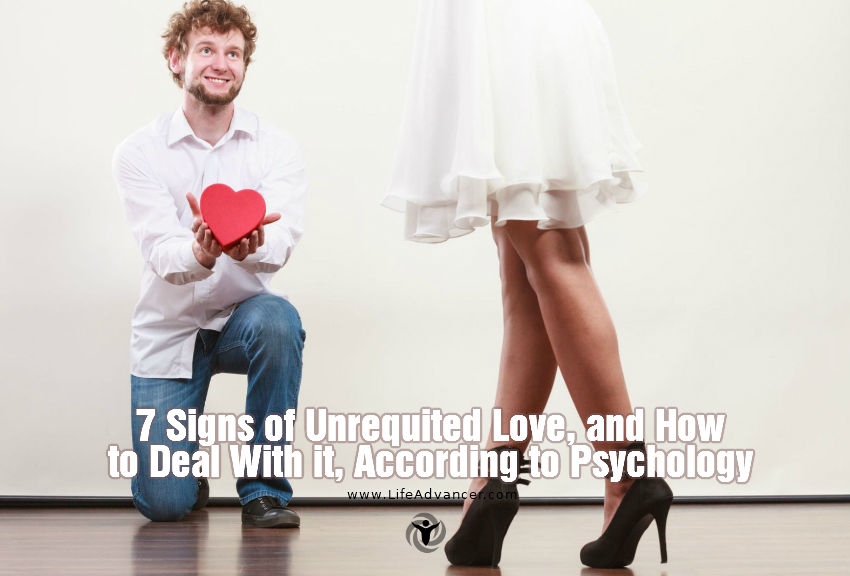 Signs of Unrequited Love