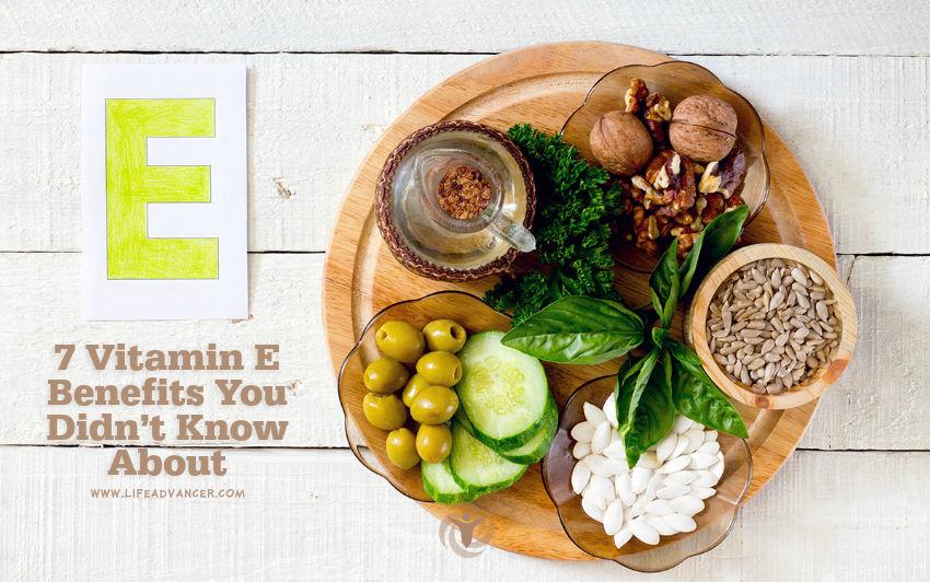 Vitamin E Benefits