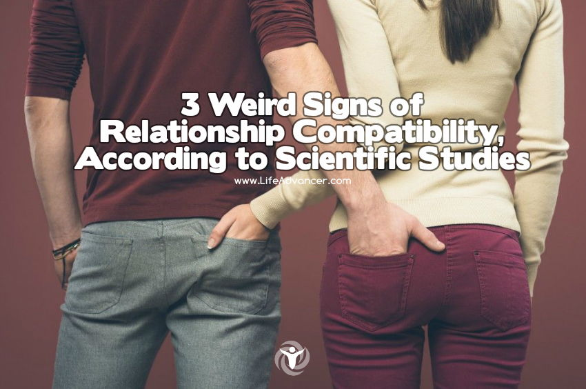 3 Weird Signs of Relationship Compatibility