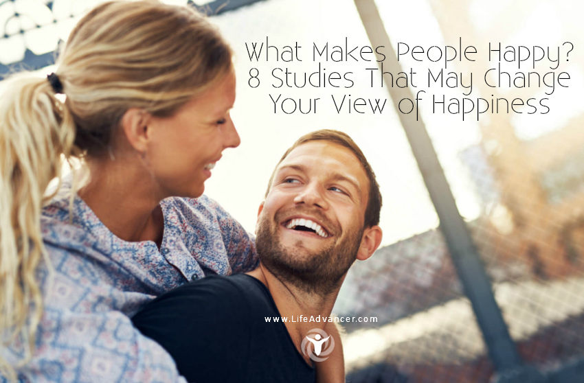 What Makes People Happy