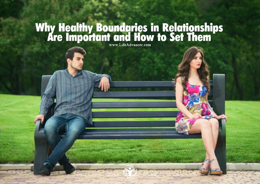 Healthy Boundaries in Relationships