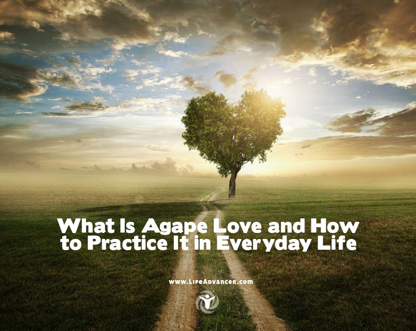 What Is Agape Love