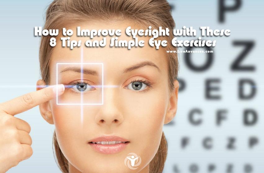 How to Improve Eyesight