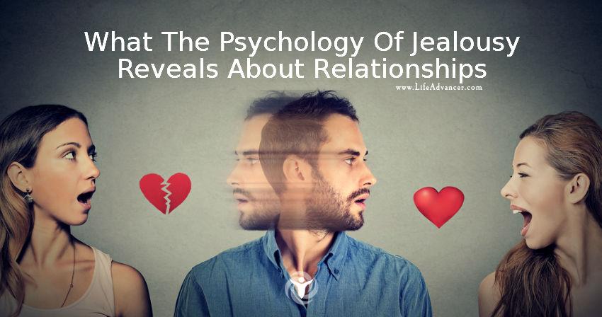 The Psychology Of Jealousy