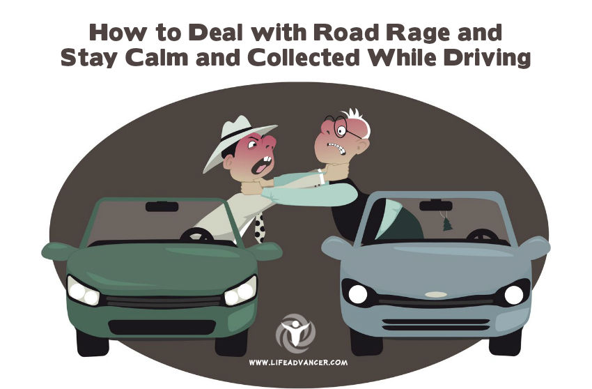 Deal with Road Rage