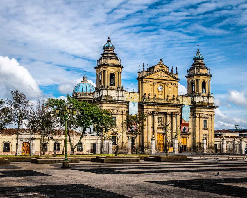 Guatemala-Safest Countries To Travel To