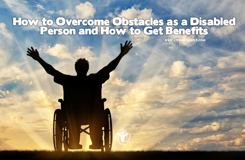Overcome Obstacles as a Disabled Person