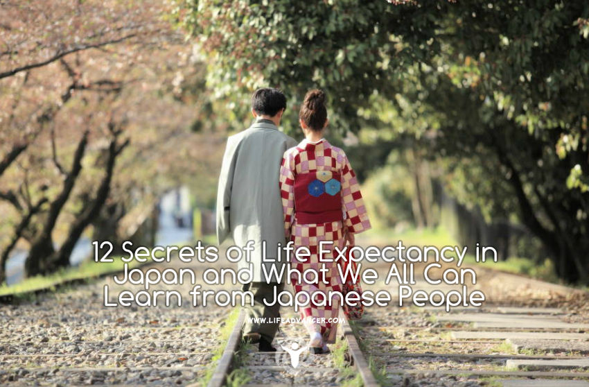 Secrets of Life Expectancy in Japan