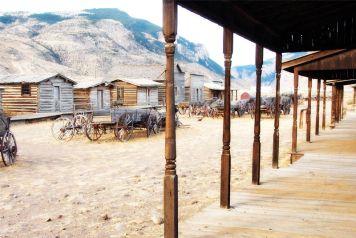 04-Cody Wyoming Ghost town