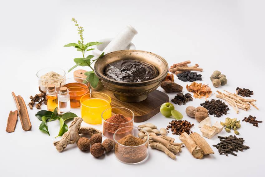 Ayurvedic Herbs Health Problems
