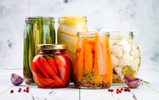 Benefits of Fermented Foods