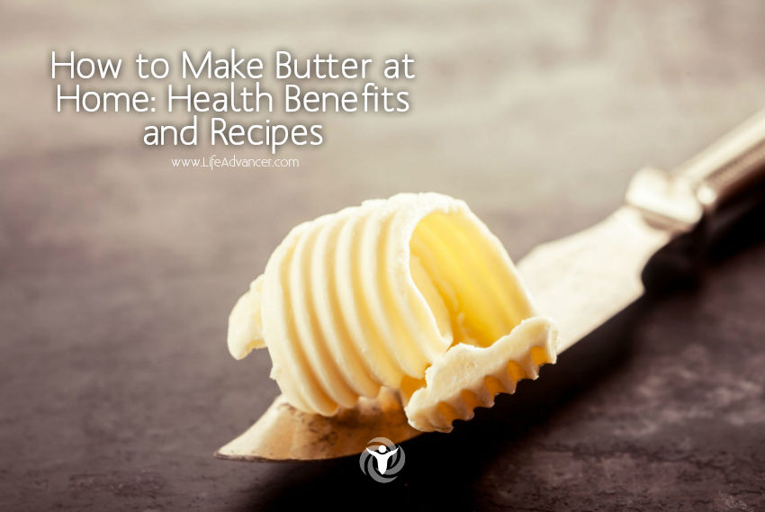 How to Make Butter at Home
