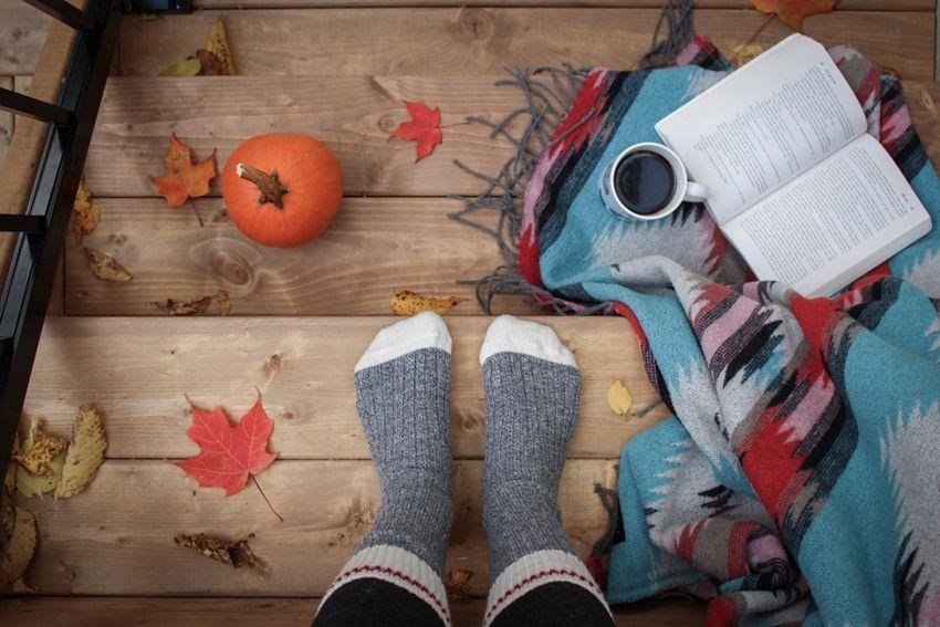 fall activities tea
