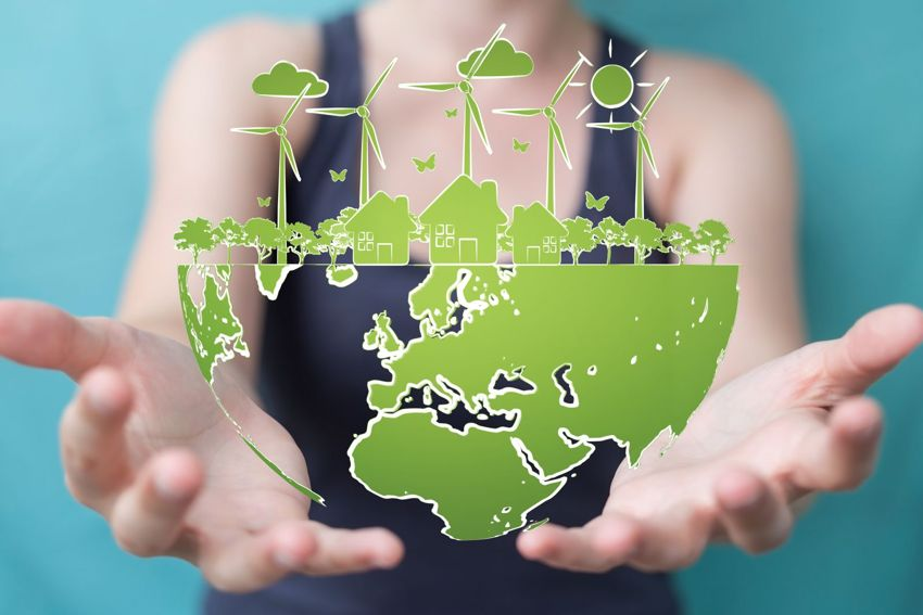Sustainable city - environment
