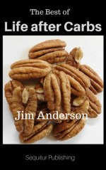 Book cover with pecans
