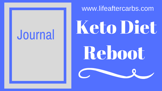 Keto Diet Reboot Journal