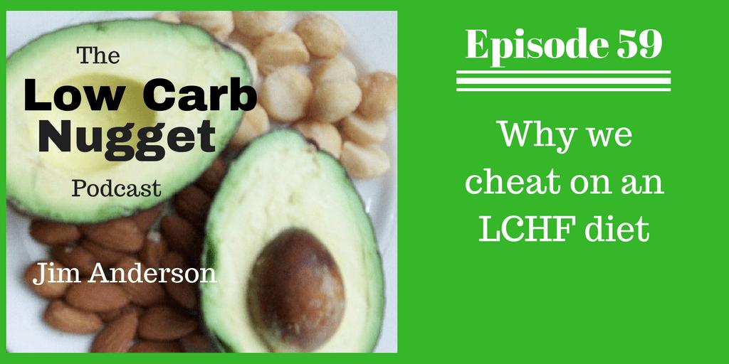 Dietary cheating reasons