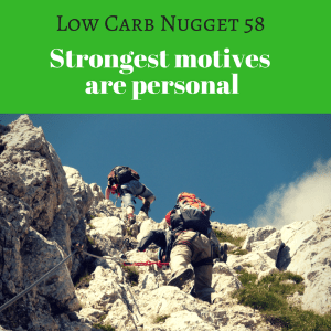 Strongest dieting motives are personal (LCN 58)