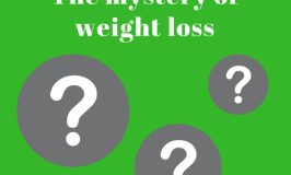 Weight loss mystery