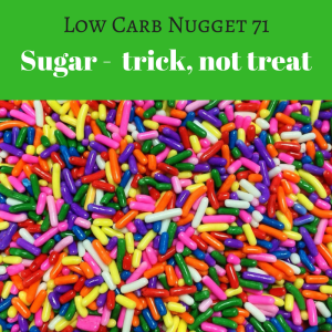 Sugar: trick, not treat (LCN 71)